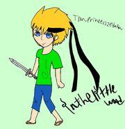 Inthelittlewood manga style 1 by toonprincesszeldafan-d5mdtll