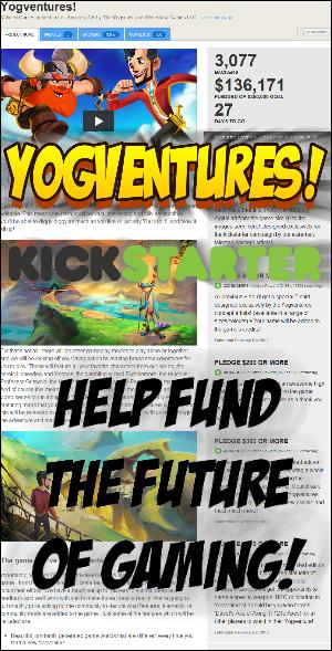 Yogventures Kickstarter