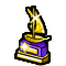 Trophy-Gold Cutter