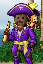 Pirates-Barnie
