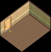 Left-Townhouse Second Bedroom