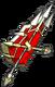 Furniture-Crossed tridents
