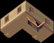 Right-Townhouse Hallway