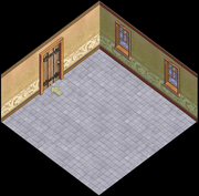 Left-Townhouse Living Room
