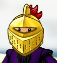 Portrait-clothing-male-hat-Knight's helm