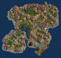 Admiral Island (Emerald)