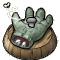 Trophy-Fresh Zombie Hand