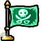 Trophy-Malachite Banner
