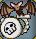 Trinket-Vampiric pocket watch