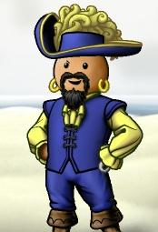 Pirates-Cedric