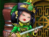 Madam Yu Jian