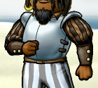 Portrait-clothing-male-torso-Conquistador armor