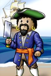 Pirates-Raabitias