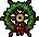 Trinket-Miniature helm wreath