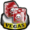 Trophy-Vegas Dice