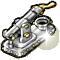 Trophy-Steel Pump