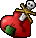 Trinket-Stuffed heart
