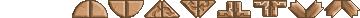 Carpentry bonus shapes