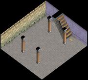 Right-Townhouse Basement