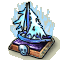 Trophy-Bronze Ghost Sloop