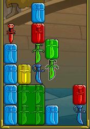 Sword drop