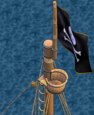 Sloop Crow's Nest