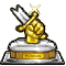 Trophy-Fencer