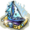 Trophy-Golden Ghost Sloop