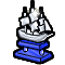 Trophy-Silver Merchant Galleon
