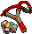 Trinket-Chestnut slingshot