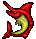 Trinket-Puzzled Fish (Haddock)