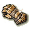 Trophy-Bronze Gauntlet