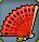 Trinket-Lacy fan