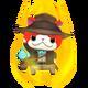 Treasure Jibanyan Gold
