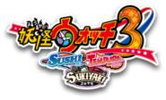 Yo-kai Watch 3 STS logo