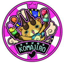 Komajiro Dream Medal