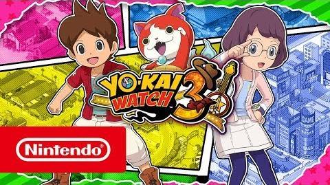 YO-KAI WATCH™ 3 - Deux héros, une grande aventure Yo-kai! (Nintendo 3DS)