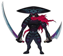 Kachi Kachi Samurai