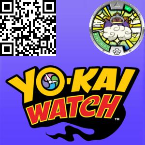 Bild Tante Herzi Medaille Qr Codepng Yo Kai Watch Wikia