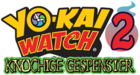 Yo-kai Watch 2 Knochige Gespenster Logo