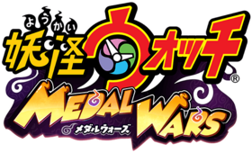 Yo-Kai Watch Medal Wars Logo