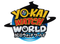 Yo-kai Watch World Logo