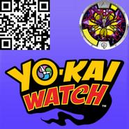 Kyubi-Medaille QR-Code