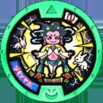 Tsuki no Yami Yo-kai-Medaille