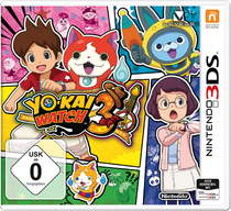 Yo-kai Watch 3 Cover