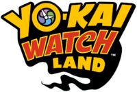 Yo-kai Watch Land Logo