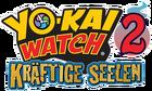 Yo-kai Watch 2 Kräftige Seelen Logo