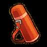 Wandakappas Flasche