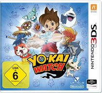 Yo-Kai Watch Deutsch Cover