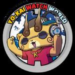YokaiWatchWorld Logo